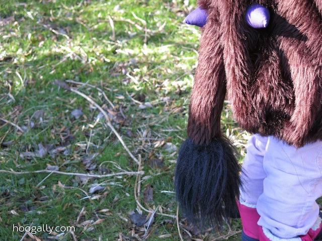 Gruffalo Tail